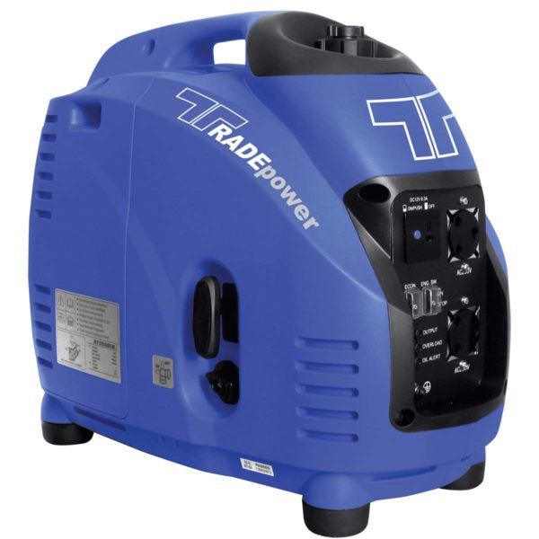 INVERTER GENERATOR 3.5KW -T/P - Power Tool Traders