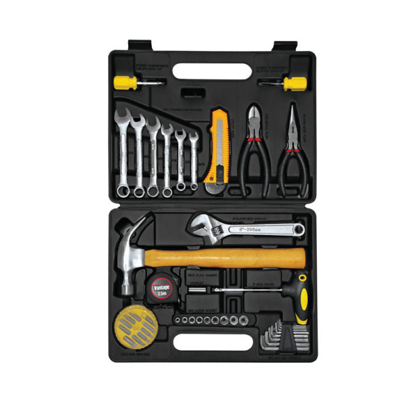 TOOLSET HOUSEHOLD 43PC - Power Tool Traders