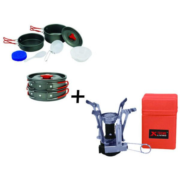 Xtreme Living Blaze Gas Stove & Compactstax9 - Power Tool Traders