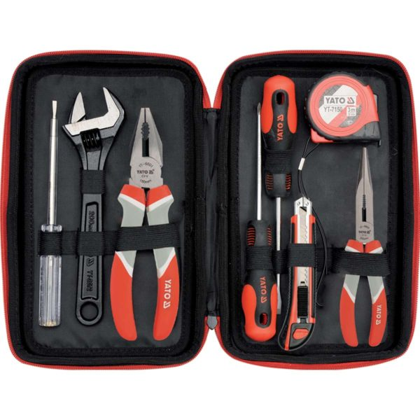 TOOL SET 8PCE - Power Tool Traders