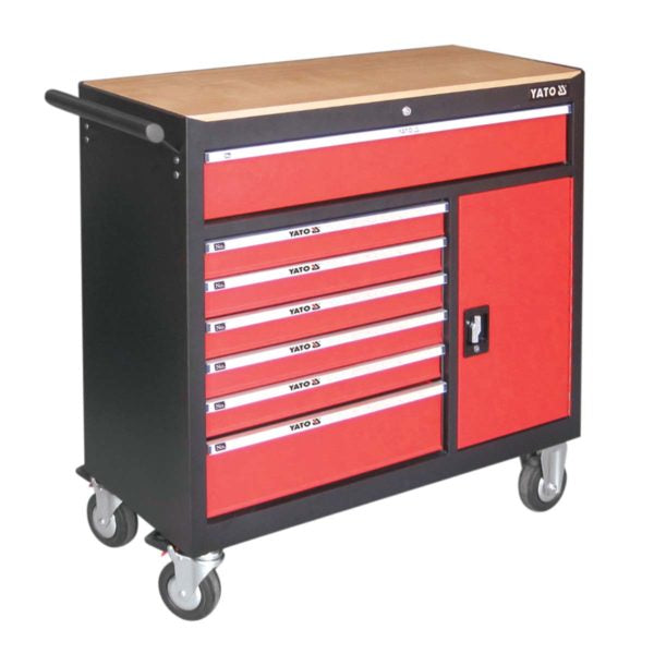ROLLER CABINET 7-DRAWER + 1CAB - Power Tool Traders