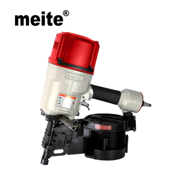 MEITE CN100B Industrial Air Coil Nailer - Power Tool Traders