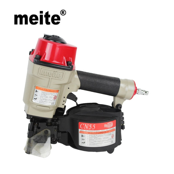 MEITE CN55 Industrial Air Coil Nailer - Power Tool Traders