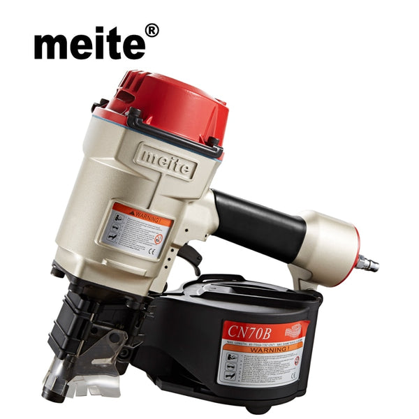 MEITE CN70B Industrial Air Coil Nailer - Power Tool Traders
