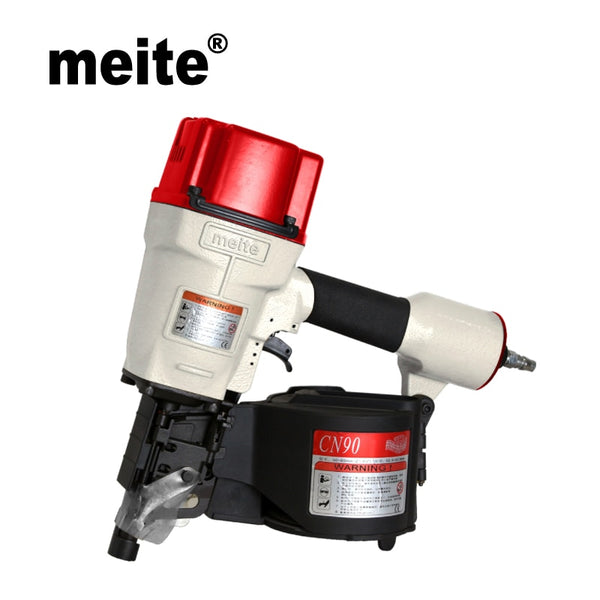 MEITE CN90 Industrial Air Coil Nailer - Power Tool Traders
