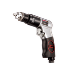 "3/8"" Air Reversible Drill With Key Chuck 1800rpm - Power Tool Traders"