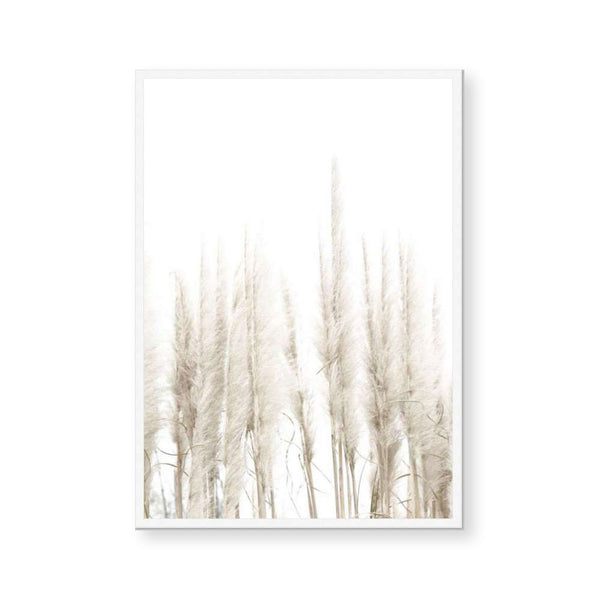Amongst the Reeds II | Framed Print