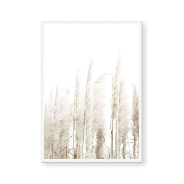 Amongst the Reeds I | Framed Print