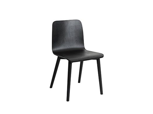 Archer Dining Chair | Black | FLOOR STOCK