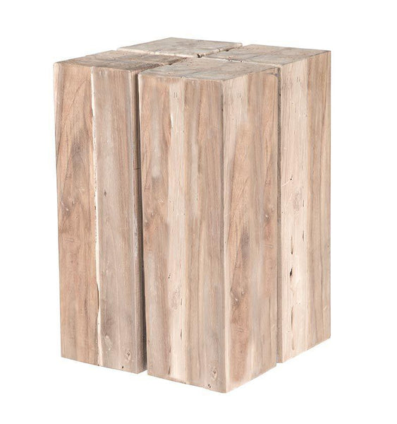 Hamali Block Stool | Side Table