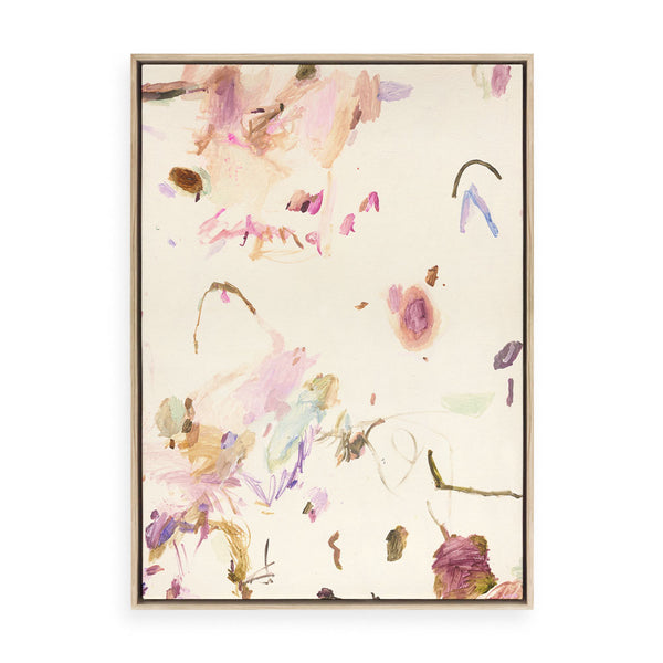 Peach Bellini | Limited Edition Canvas Print | Annie Everingham