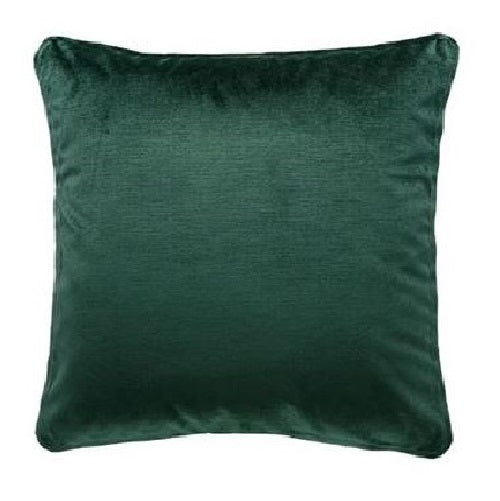 Soho Velvet Cushion | Ivy Green