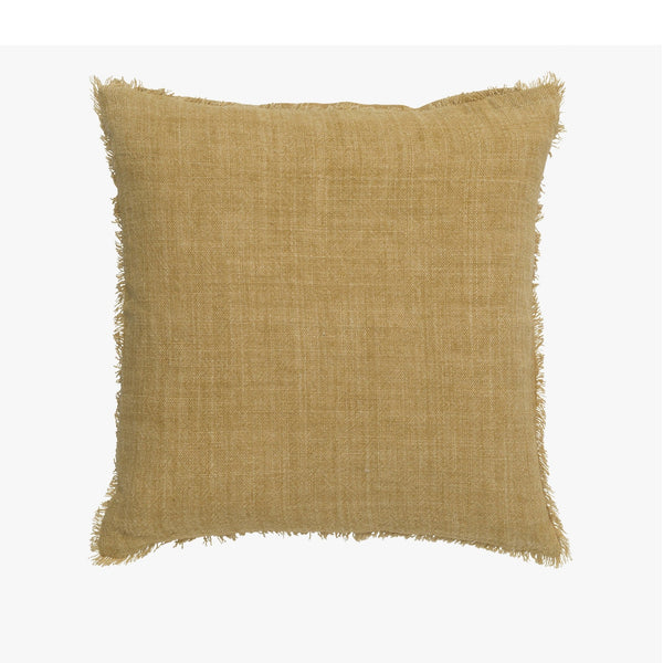 Burton Cushion | Ochre