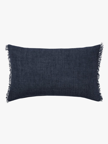 Burton Rectangle Cushion | Indigo