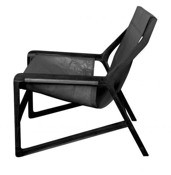 Bowie Chair | Black | FLOOR STOCK
