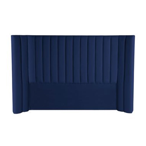 Lulu Bed Head | Navy