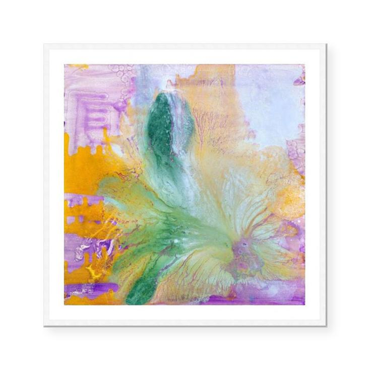 Tropical Leaves | Limited Edition Artwork | Scott Petrie