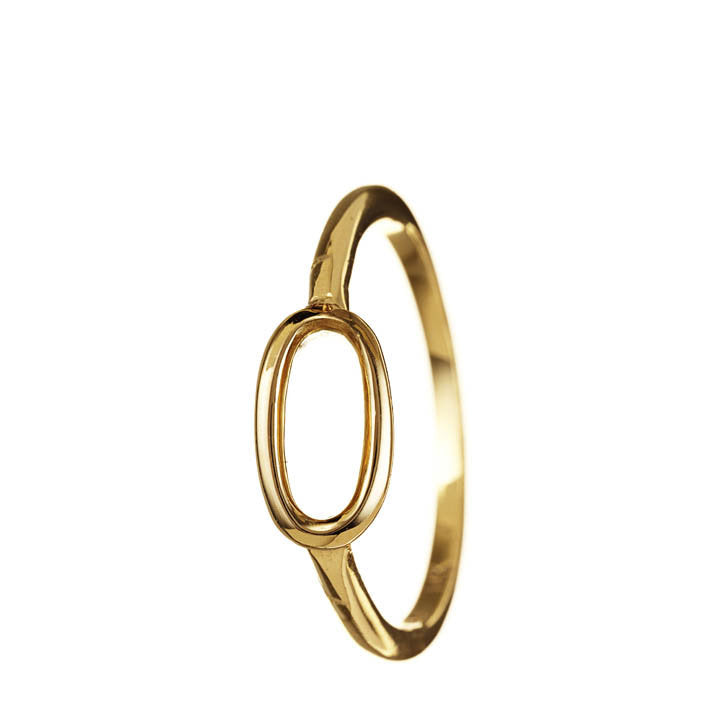 14k Gold Number Rings, Assorted Numbers