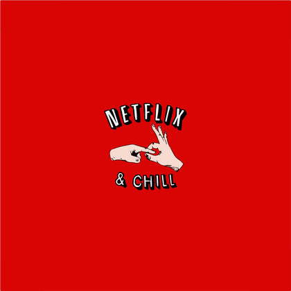 Funny Netflix and Chill T-Shirts, Hip Hop Clothing, Urban Clothing, Streetwear