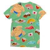 Sumo Wrestler Street Fighter E Honda T-Shirt