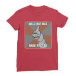 Red That Was Onix-pected Pokemon T-Shirt