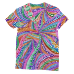 Abstract Tentacles T-Shirt