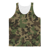 Army Fatigue Camo Tank Tops