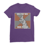 Purple That Was Onix-pected Pokemon T-Shirt