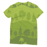 Green Forest Trees T-Shirt