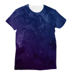 Dark Blue Space T-Shirts