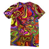 Psychedelic Weed T-Shirts
