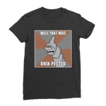 Black That Was Onix-pected Pokemon T-Shirt