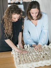 "Hire a ""Live Knitter"" for your event"