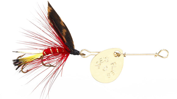 Joes 131-10 Short Striker Classic In-Line Spinner Fly March Sz 10