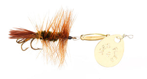110  -  Brown Hackle - 1/16oz