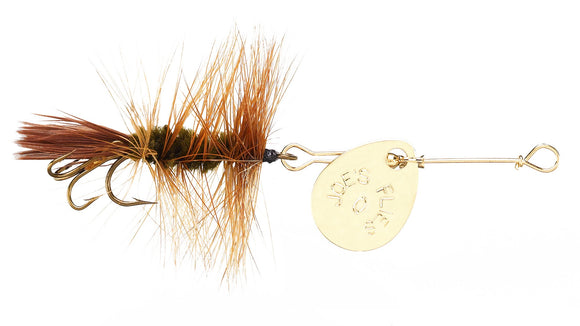 110 - Brown Hackle - Size #10