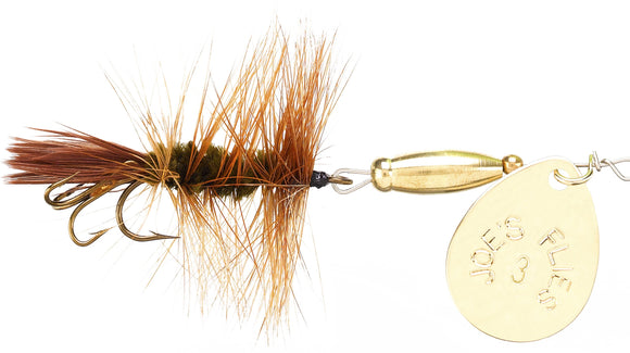 110  -  Brown Hackle - 1/8oz