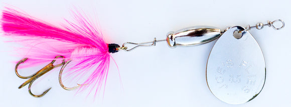 212 - Pink Salmon Egg Fly 1/4oz.