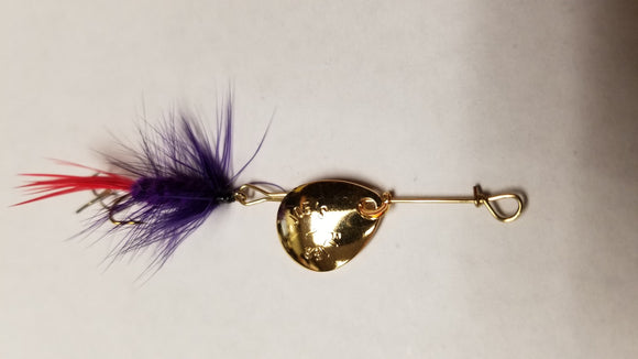 245 - Trout Passion Purple - Size #8