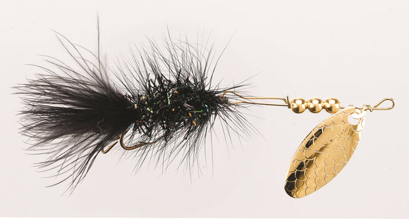 250-Ultimate Woolly Bugger (Black) Size #8