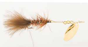 251-Ultimate Woolly Bugger (Brown) Size#8