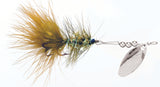 252-Ultimate Woolly Bugger (Olive) Size#8