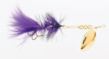 253-Ultimate Woolly Bugger (Purple) Size#8