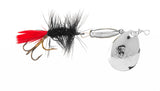 121 - Black Woolly Worm - 1/4oz.