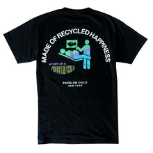 Load image into Gallery viewer, RECYCLED HAPPINESS TEE