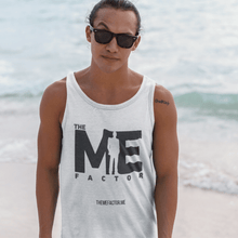 Load image into Gallery viewer, The Me Factor© - Unisex Tank - AskDrGanz.com
