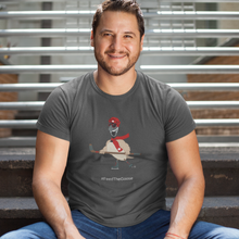 Load image into Gallery viewer, Feed The Goose© - Hockey T-Shirt - AskDrGanz.com