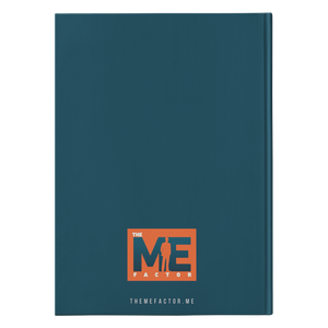 The Me Factor© - Journal Hardcover - AskDrGanz.com