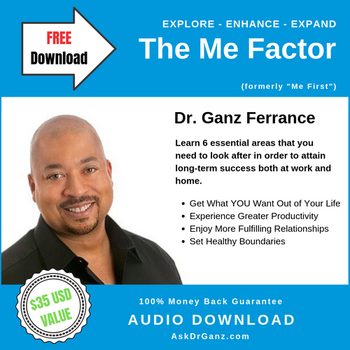 The Me Factor© (audio)