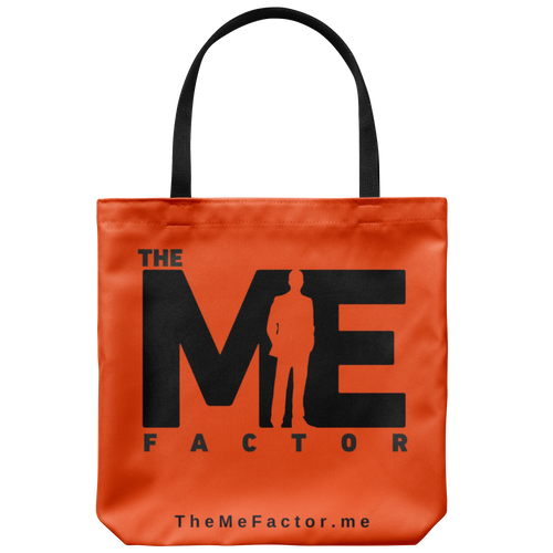 The Me Factor© - Tote Bag - askdrganz.com #AskDrGanz